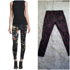 7 for all mankind high waist skinny Jean's 30